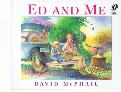 Ed and Me (Voyager Books) (0152012699) by David M. McPhail