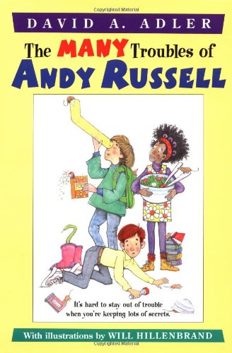 9780152012953: The Many Troubles of Andy Russell