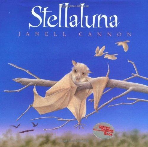 9780152013028: Stellaluna Book and Puppet