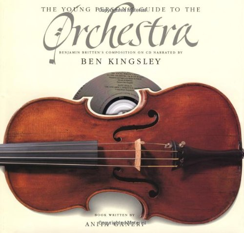 9780152013042: The Young Person's Guide to the Orchestra: [Book-And-CD Set]