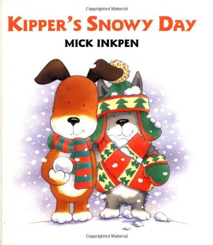 9780152013622: Kipper's Snowy Day