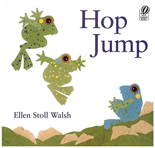 9780152013752: Hop Jump (Rise and Shine)
