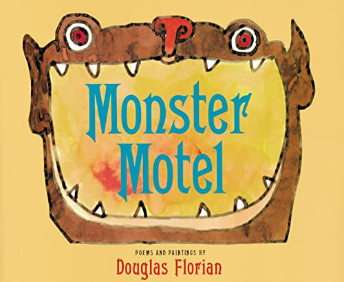 9780152013868: Monster Motel