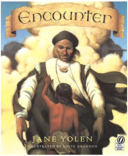 Encounter (Voyager Books) (015201389X) by Jane Yolen