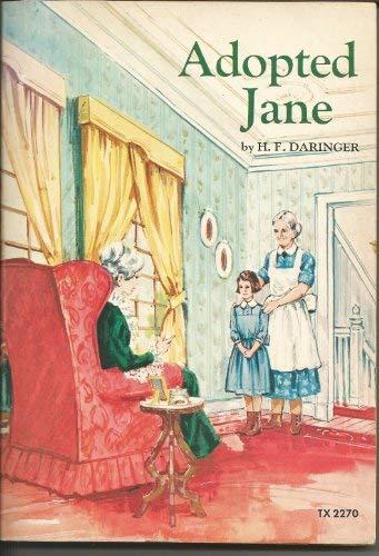 9780152013950: Adopted Jane