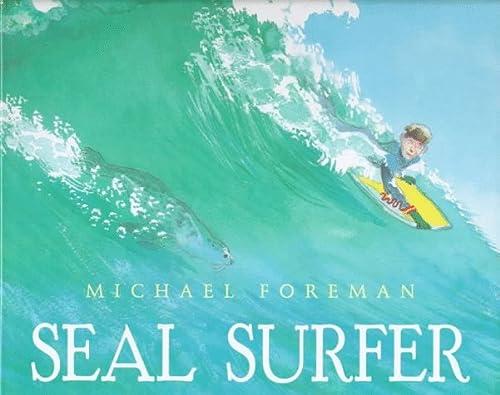 9780152013998: Seal Surfer