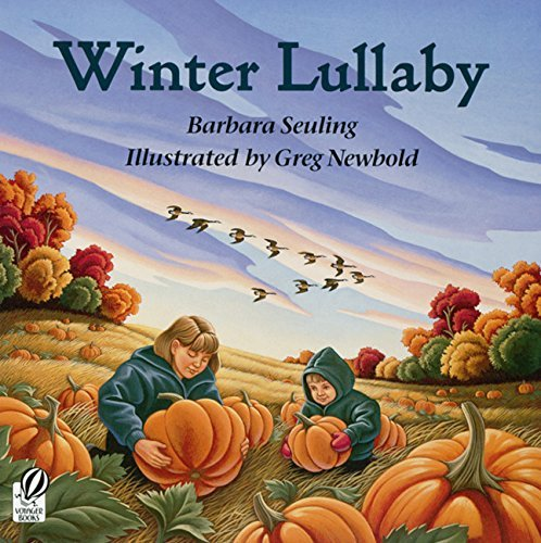 9780152014032: Winter Lullaby