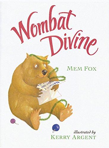 9780152014162: Wombat Divine