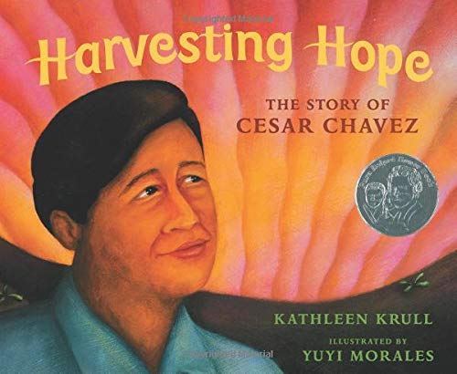 9780152014377: Harvesting Hope: The Story of Cesar Chavez