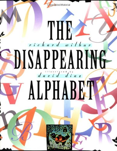 9780152014704: The Disappearing Alphabet