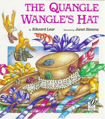 9780152014780: The Quangle Wangle's Hat