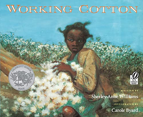 9780152014827: Working Cotton