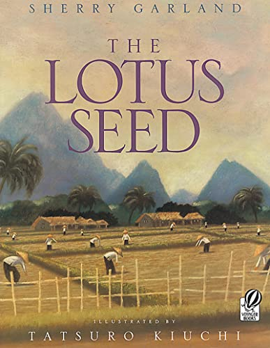 9780152014834: The Lotus Seed