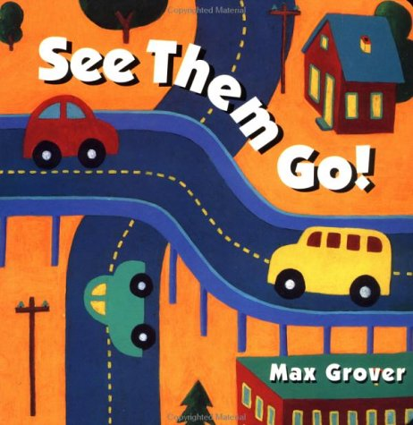 9780152015138: See Them Go!: Book-and-Mobile Set