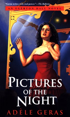 9780152015190: Pictures of the Night: An Egerton Hall Novel (Egerton Hall Novels)
