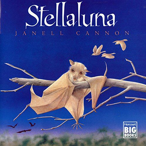 9780152015404: Stellaluna (Harcourt Brace Big Books)
