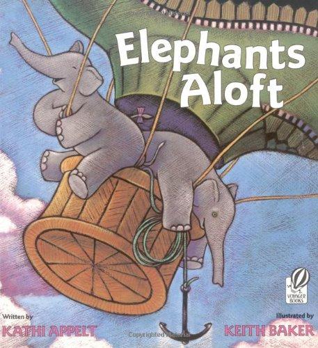 9780152015565: Elephants Aloft