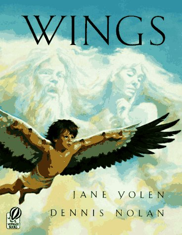 Wings (0152015671) by Jane Yolen