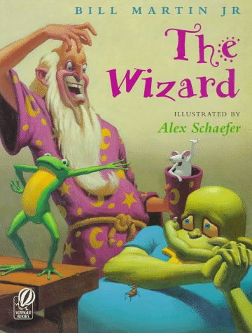 9780152015688: The Wizard