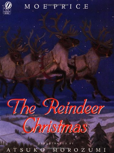9780152015701: The Reindeer Christmas