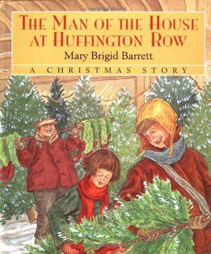 9780152015800: The Man of the House at Huffington Row: A Christmas Story