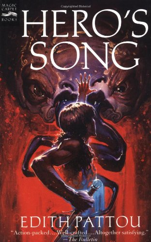 9780152016364: Hero's Song: The First Song of Eirren