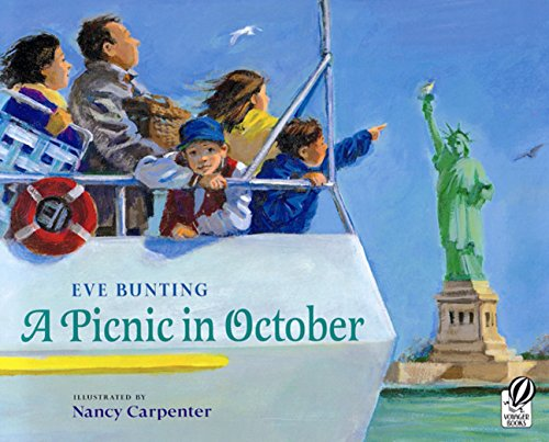 9780152016562: A Picnic in October