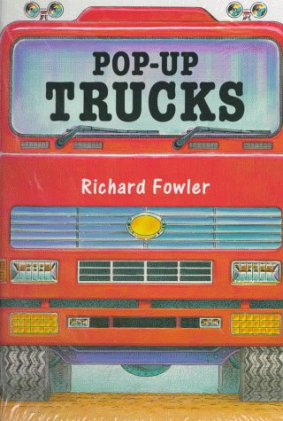 9780152016814: Pop-up Trucks, U.S. Edition