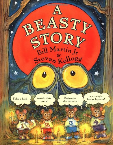 9780152016838: A Beasty Story