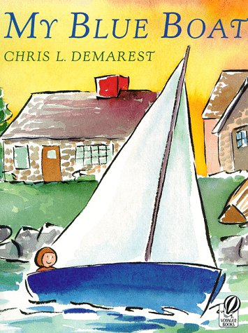 My Blue Boat: Chris L. Demarest