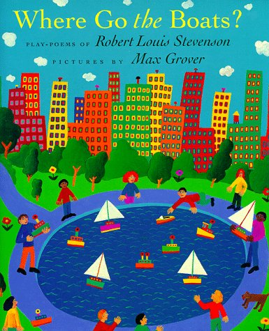 9780152017118: Where Go the Boats?: Play-Poems of Robert Louis Stevenson