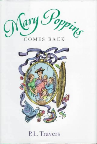 9780152017187: Mary Poppins Comes Back (Harcourt Brace Young Classics)