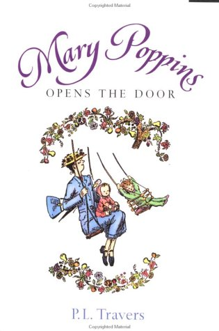 Mary Poppins Opens the Door (Harcourt Brace: P. L. Travers,