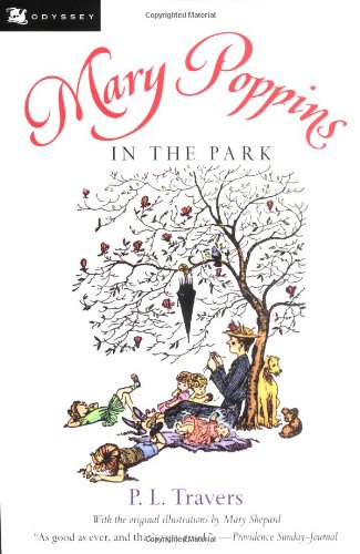 9780152017217: Mary Poppins in the Park (Odyssey Classics (Odyssey Classics))