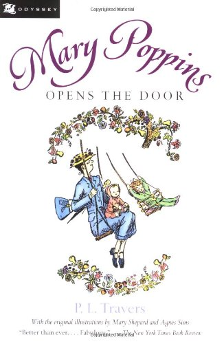9780152017224: Mary Poppins Opens the Door (Odyssey Classics (Odyssey Classics))