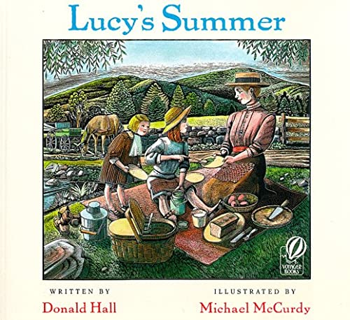 Lucy's Summer: Hall, Donald