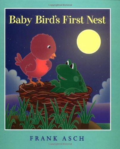 9780152017262: Baby Bird's First Nest