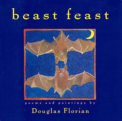 9780152017378: Beast Feast: Poems & Paintings