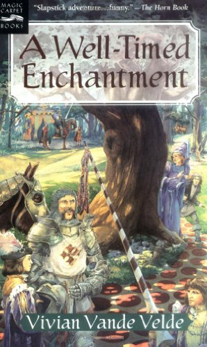 9780152017651: A Well-Timed Enchantment