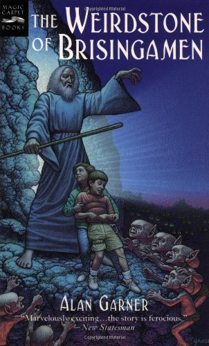 9780152017668: The Weirdstone of Brisingamen: A Tale of Alderley