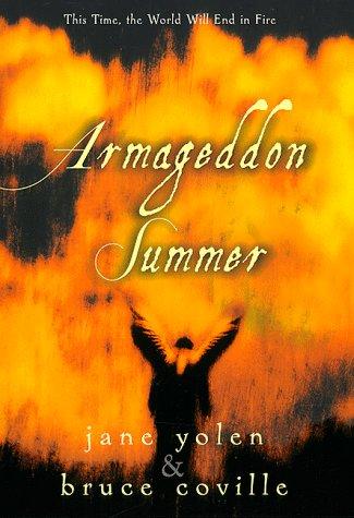 9780152017675: Armageddon Summer