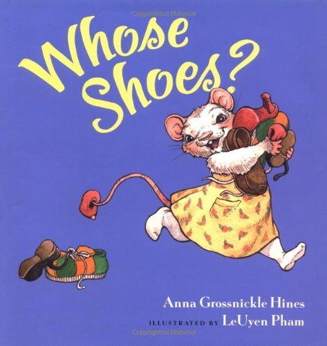 9780152017736: Whose Shoes?