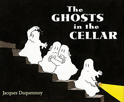 9780152017750: The Ghosts in the Cellar