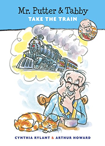 9780152017866: Mr.Putter and Tabby Take the Train (Easy Reader Series)