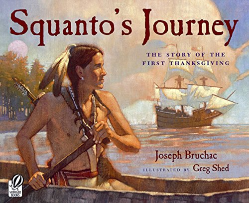 9780152018177: Squanto's Journey: The Story of the First Thanksgiving