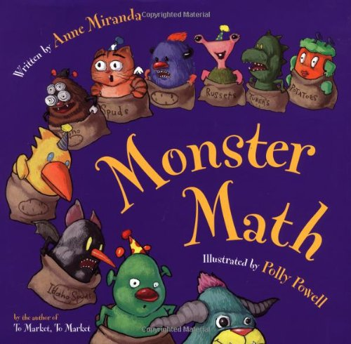 9780152018351: Monster Math