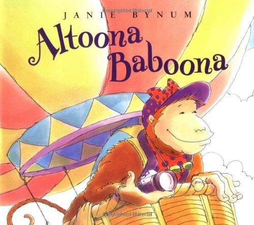 9780152018603: Altoona Baboona