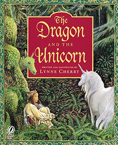 9780152018887: The Dragon and the Unicorn