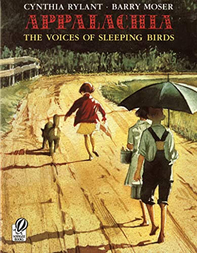 9780152018931: Appalachia: The Voices of Sleeping Birds