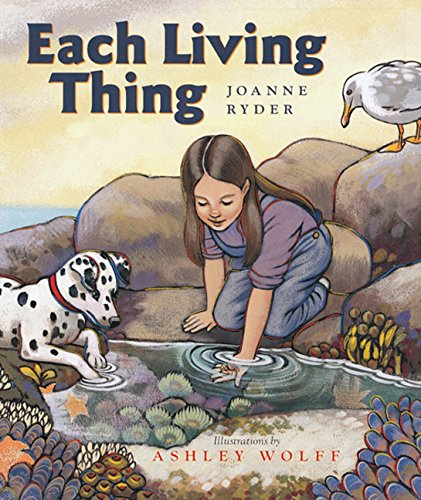 9780152018986: Each Living Thing